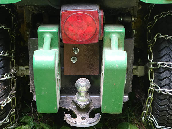 Now my Deere can see and be seen
